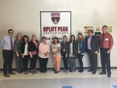 Foster ES Joins Forces to Learn Side-by-Side with Uplift Peers