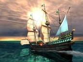 A Galleon Ship