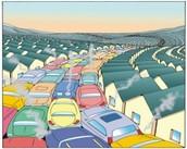 2 topic of Suburban and Urban