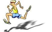 Kinetic Energy 2 [man running]