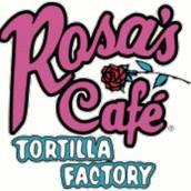 Rosa's Cafe Spirit Night