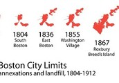 Boston annexation