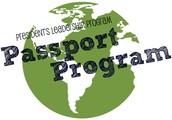 Upcoming Passport Destinations