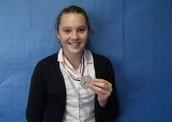 British Indoor Rower gets Silver