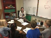 Guided Reading with Ms. Strysko
