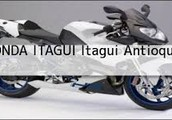 Final de motos en Itagui