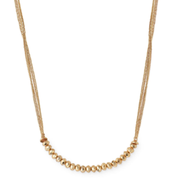 Gold Piper Necklace