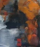Saffron Meditation by Diane Williams