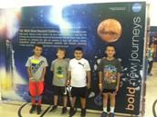 Mars Stars & More!