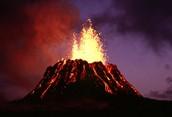 Hawaii's volcanoes erupting!