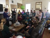 Best baby shower ever! The best for all the moms to be :)