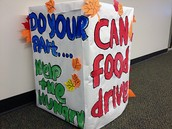 CARE ISD Annual Food Drive November 18-22