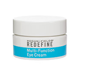 Step 2: Apply the eye cream to get rid of the puffiness and dark circles overnight.