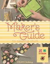 Now Available, STEAM Clothing Maker's Guide