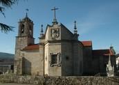 Iglesia Caldas de Reis