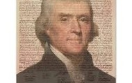 Jefferson ad the Declaration of Independence