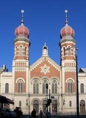 Judaism place of worship