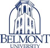 #1 Belmont University