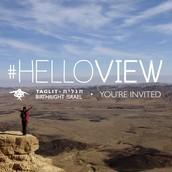THURSDAY: HIKING, HAIFA & JERUSALEM