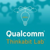 "Thank you Qualcomm ""Thinkabit Lab"""