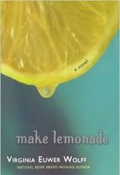 Make Lemonade a novel