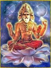 Who do Hindu people worship?