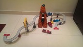 90 QR MegaBloks Thomas the Train Set