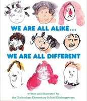 We Are All Alike... We Are All Different by Cheltenham Elementary