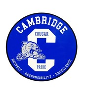 SHOW YOUR CAMBRIDGE PRIDE