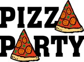 Pizza Party Volunteers
