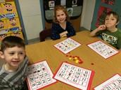 Gingerbread Number Bingo