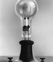 Thomas Edison's New Light to the Eye