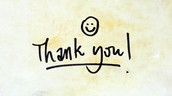 Many Many Thanks