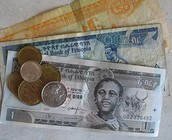 African currency called Birr.
