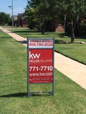 Andrea Bodine, Realtor - Keller Williams Realty, Licensed in Texas