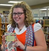 Meet Jacqueline: Bishop Ireton Assistant Librarian and Media Specialist