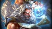 What are Zeus powers?