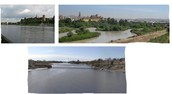ríos Vistula y Guadalquivir