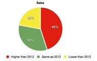 Sales / Turnover 2013