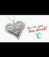 New heart locket