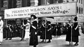 Women's Suffrage Protests