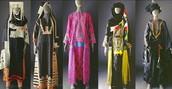 Traditional Saudi Arabian women Clothing
