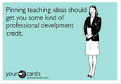 Create a Pinterest Board for your PLC