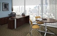 Executive Corner Office