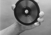 Compact disk, invented by: James Russel in 1965