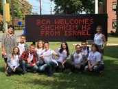 Shchaklm High School Students & Advisors