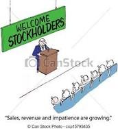 Stockholders records