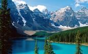 Mountains/Lakes