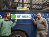 Anasac y Trabajos FAIF.