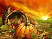 Harvest Festival Thanksgiving